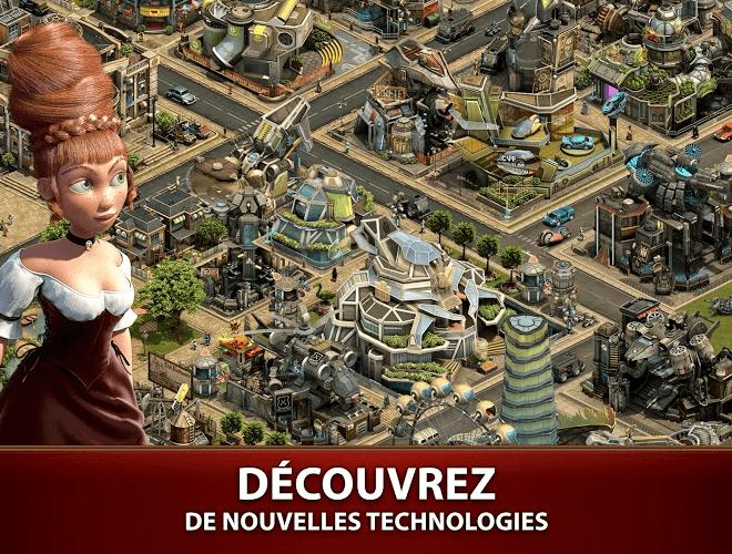 Jouez à  Forge of Empires sur PC 7
