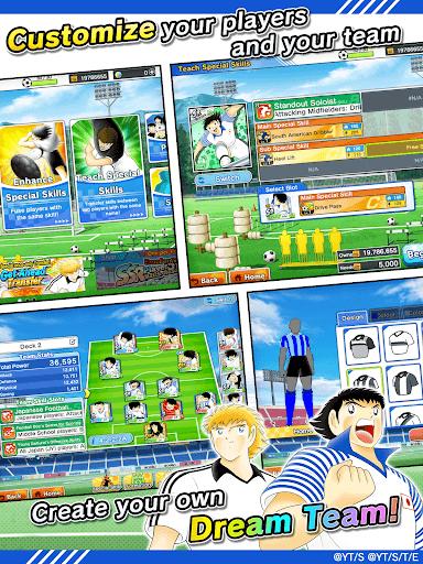 เล่น Captain Tsubasa: Dream Team on PC 21