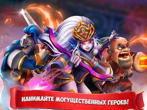 Играй Epic Summoners: Battle Hero Warriors — Action RPG На ПК 6
