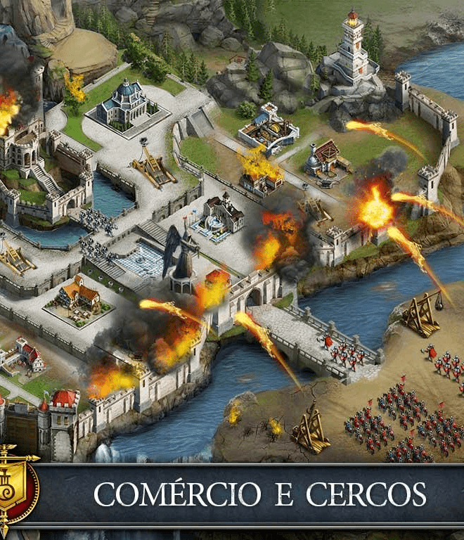 Jogue Gods and Glory: War for the Throne para PC 3
