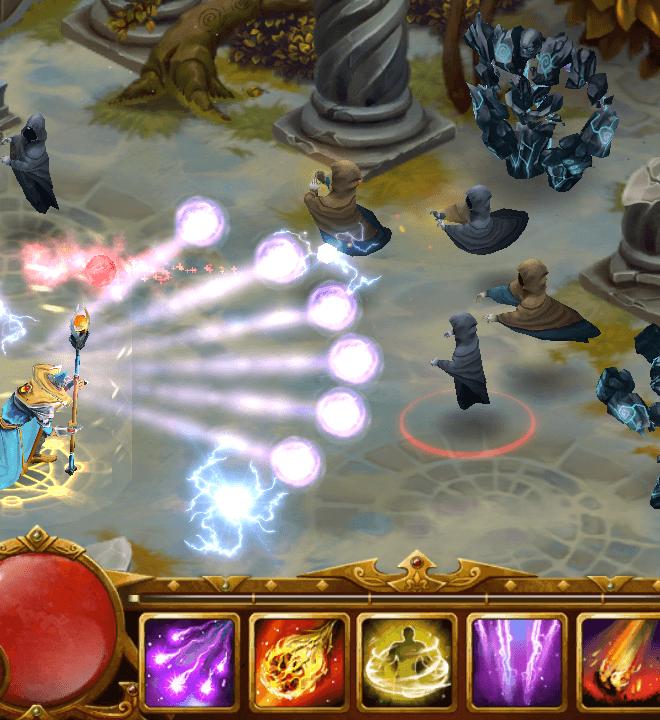 Guild of Heroes İndirin ve PC'de Oynayın 20