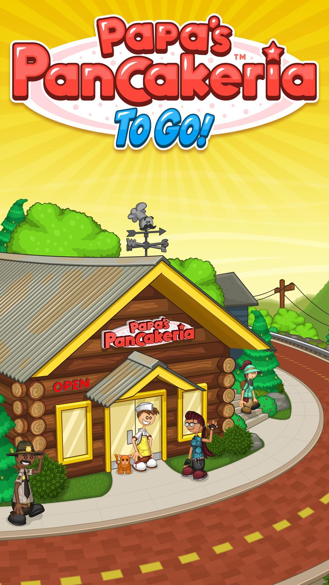 Go To Www Bing Com1 Microsoft Way Redmond: Download Papa's Pancakeria To Go! On PC With BlueStacks