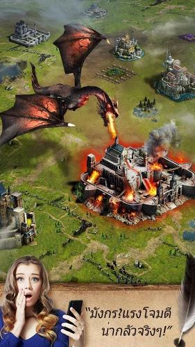 เล่น Clash of Queens on PC 4