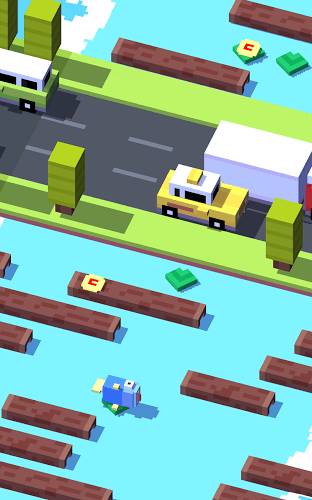 เล่น Crossy Road on PC 14