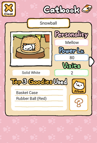 Play Neko Atsume: Kitty Collector on pc 9