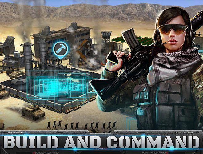 Play Mobile Strike Epic War on PC 4