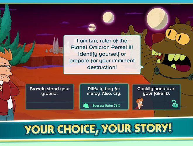 Play Futurama: Worlds of Tomorrow on PC 13