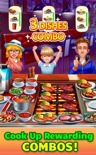 Play Cooking Craze on PC 4