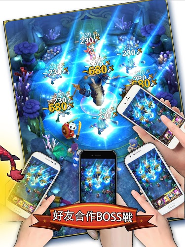 暢玩 Hyper Heroes: Marble-Like RPG PC版 12
