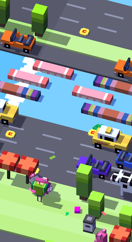 เล่น Crossy Road on PC 6