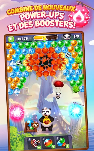 Jouez à  Panda Pop sur PC 10