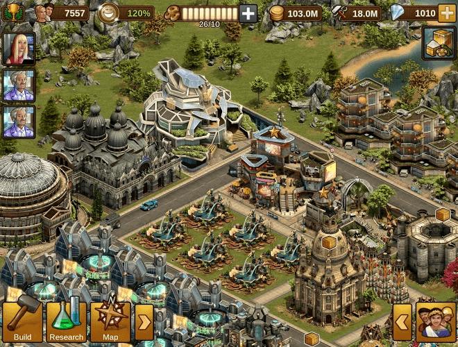 Spiele Forge of Empires auf PC 16