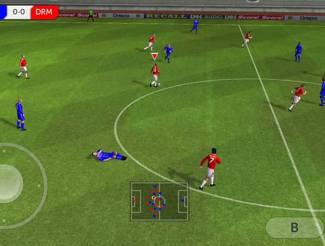 Speel Dream League Soccer on PC 2