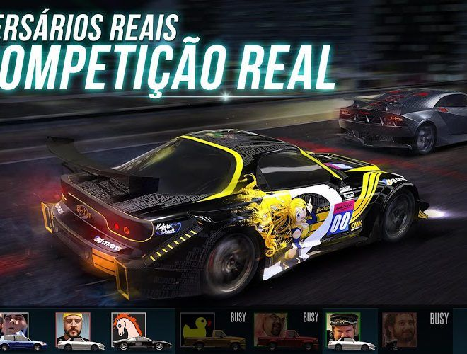 Jogue Racing Rivals on pc 10