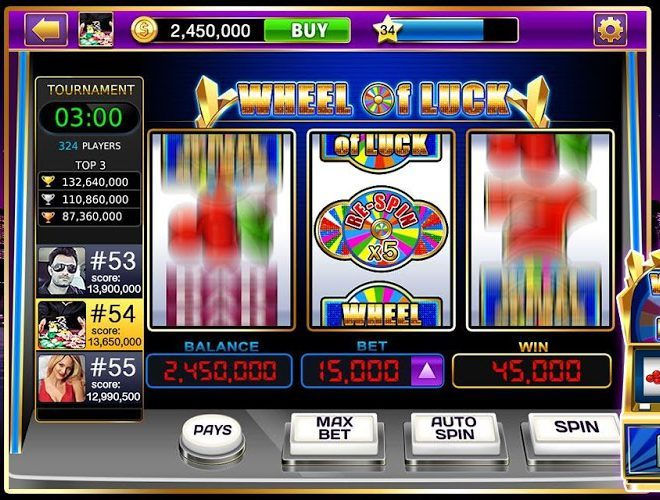 Play Slots Classic Vegas Cassino on PC 2