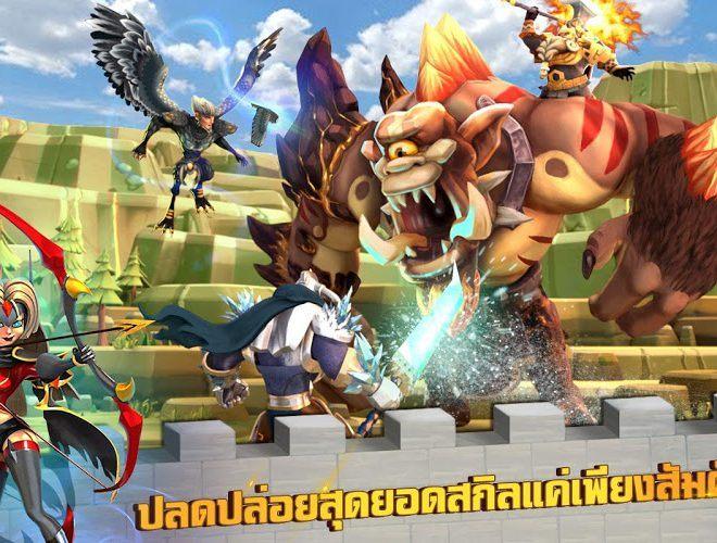 เล่น Lords Mobile on PC 6