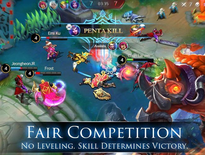 Jouez à  Mobile Legends: Bang bang sur PC 15