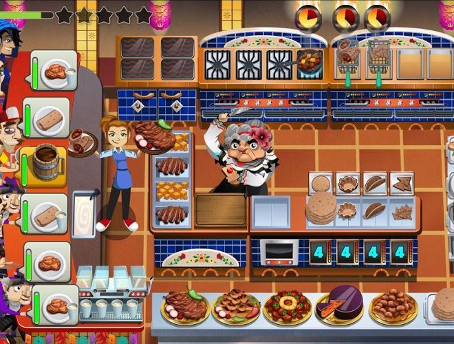 Play Cooking Dash 2016 on PC 8