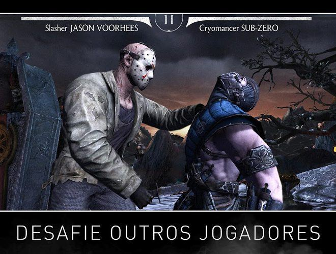 Jogue Mortal Kombat X para PC 4