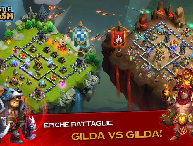 Gioca Castle Clash on pc 10