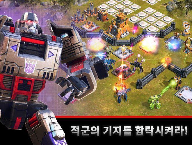 즐겨보세요 Transformers: Earth Wars on PC 5