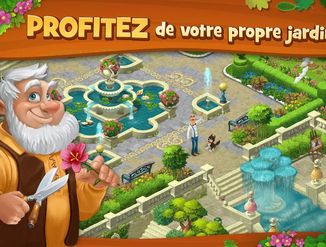 Jouez à  Gardenscapes sur PC 18