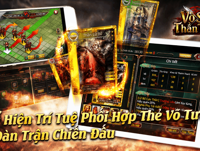 Chơi Vo Song Than Tuong on pc 4