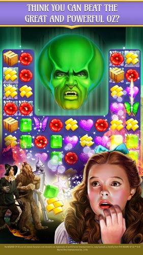 Play Wizard of Oz: Magic Match on PC 5
