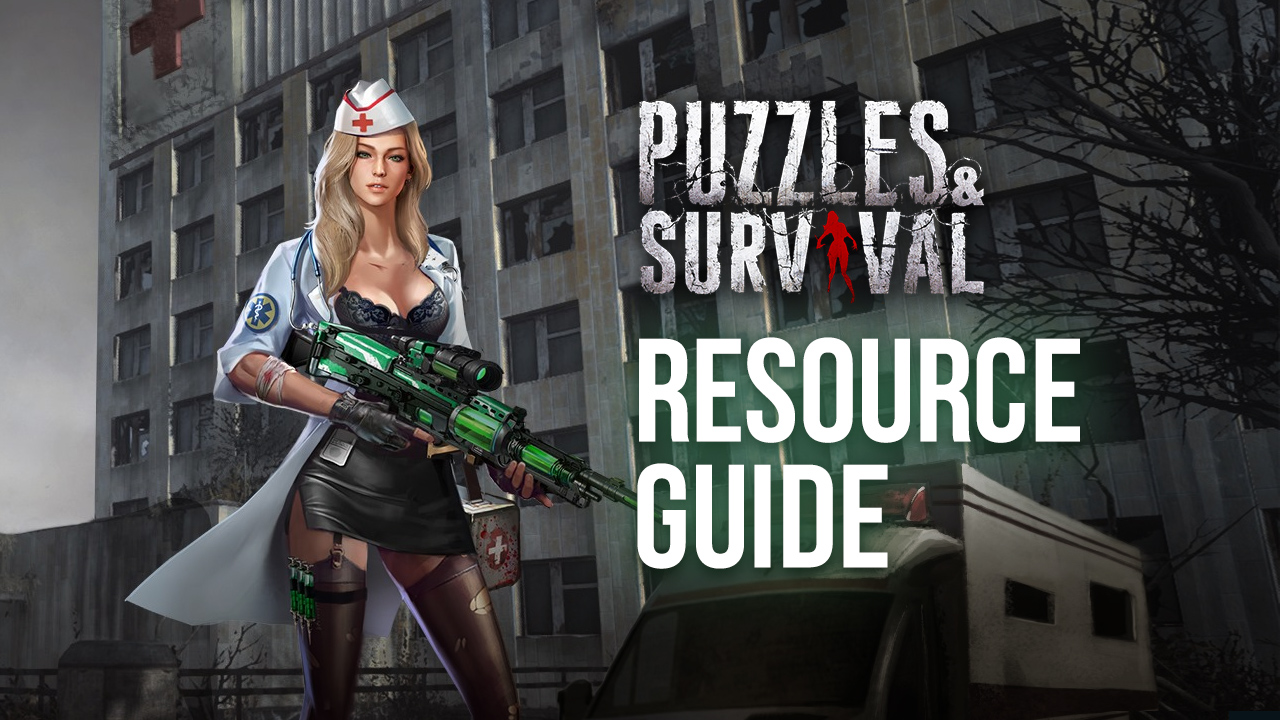 Build and Upgrade More – Resource Guide for Puzzles & Survival