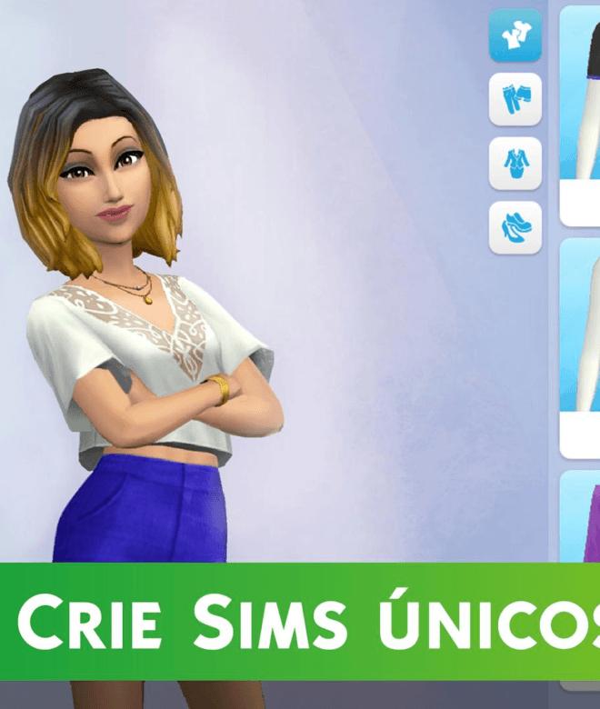 Jogue The Sims™ Mobile para PC 3
