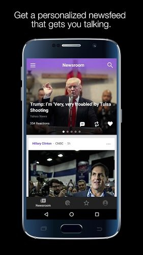 Play Yahoo News, Sports & More on PC 3