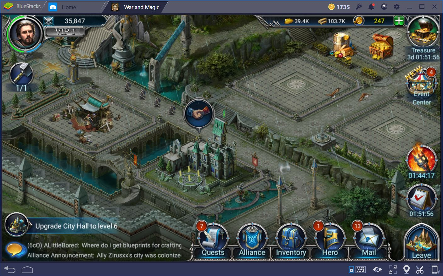 How to Improve Your Performance in War and Magic | BlueStacks