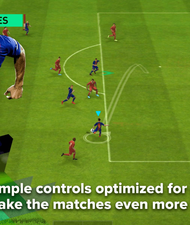 Download eFootball PES 2020 on PC with BlueStacks