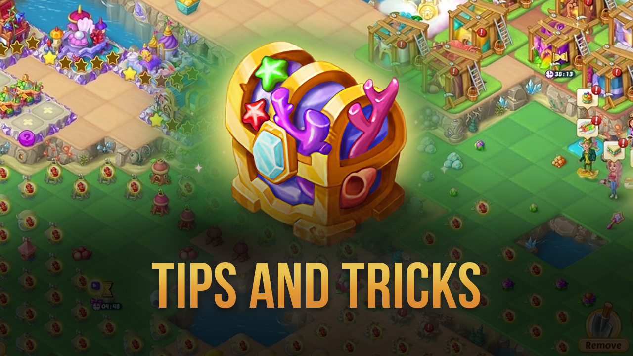 EverMerge: Tips and Tricks for the Winning Combination