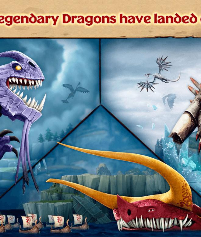 Играй Dragons: Rise of Berk На ПК 5