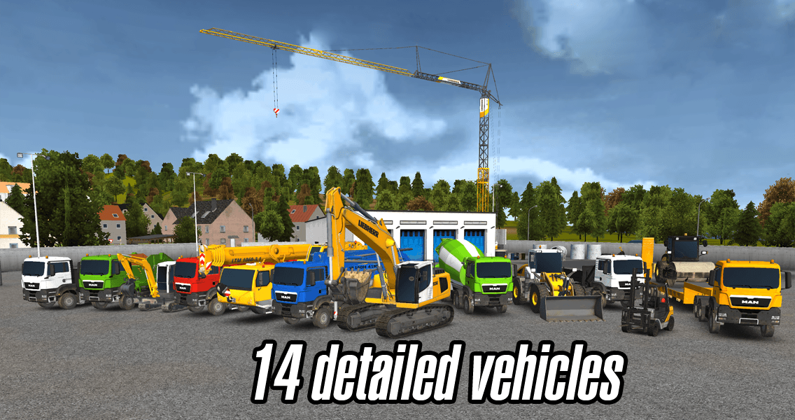 Download Construction Simulator 2014 on PC with BlueStacks