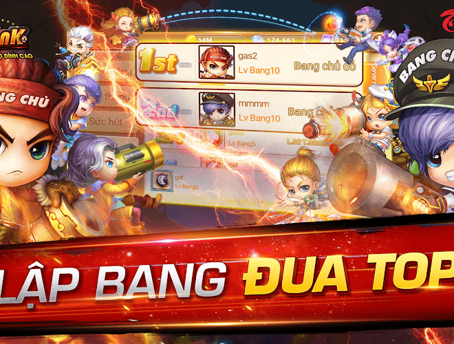 Chơi Garena DDTank on PC 2