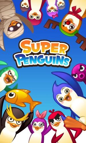 즐겨보세요 Super Penguins on PC 2