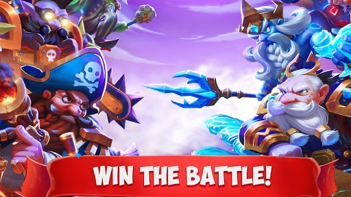 Play Epic Summoners: Battle Hero Warriors – Action RPG on PC 8