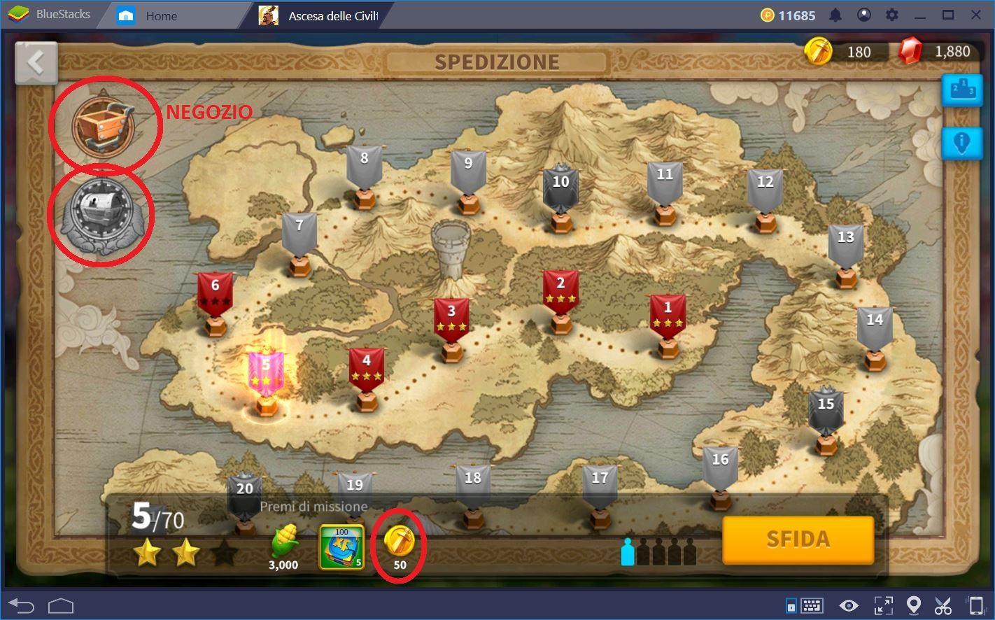 Rise of Kingdoms: Trucchi e Consigli