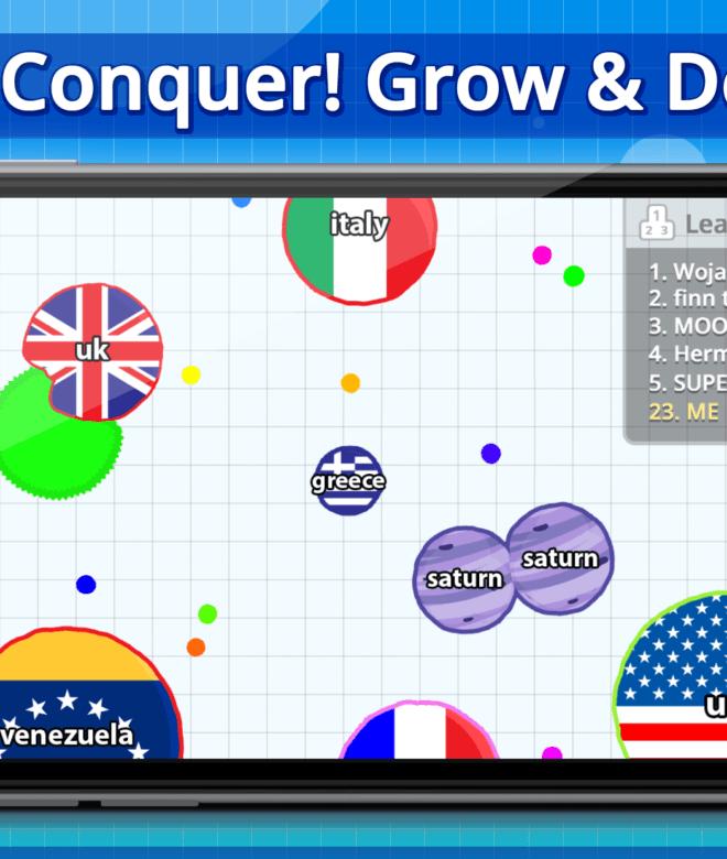 Agar.io İndirin ve PC'de Oynayın 3