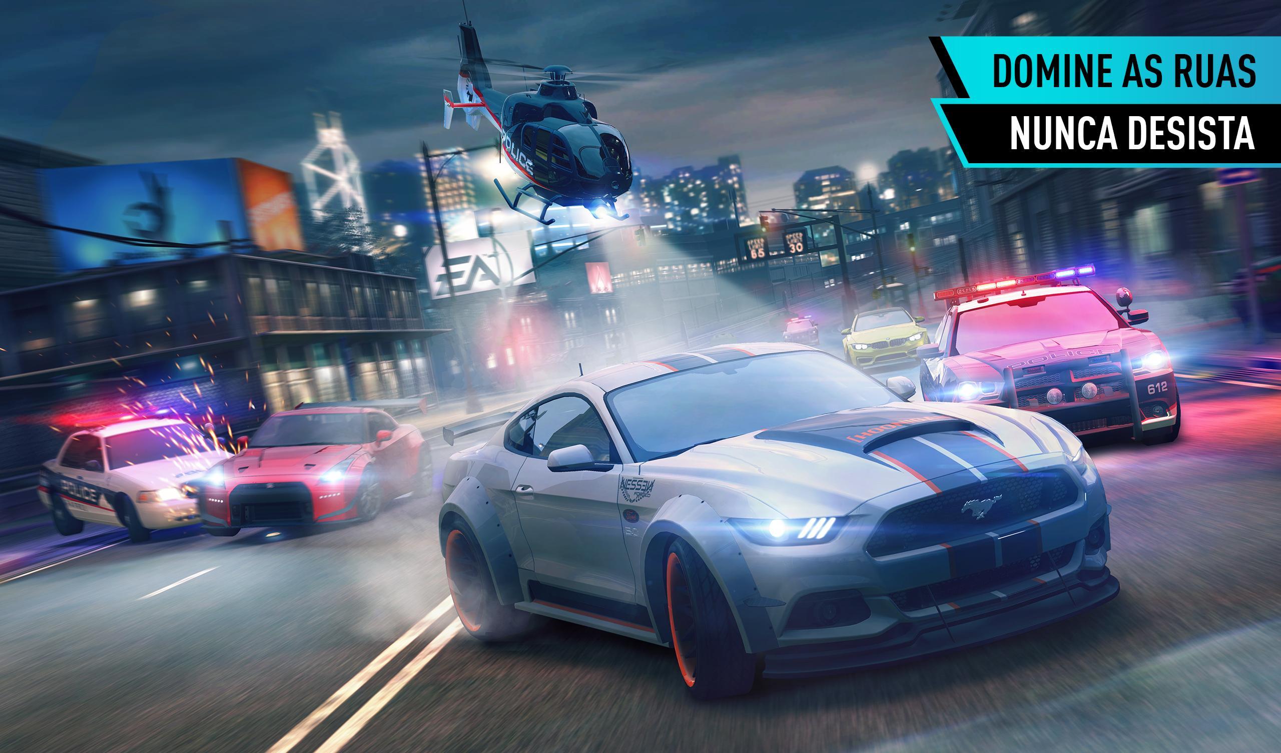 Jogue Need for Speed No Limits no PC com Bluestacks