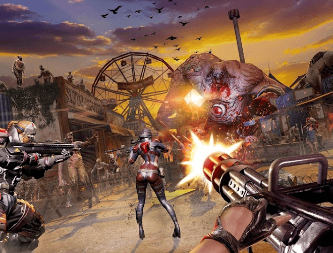 Играй DEAD WARFARE: Zombie На ПК 16
