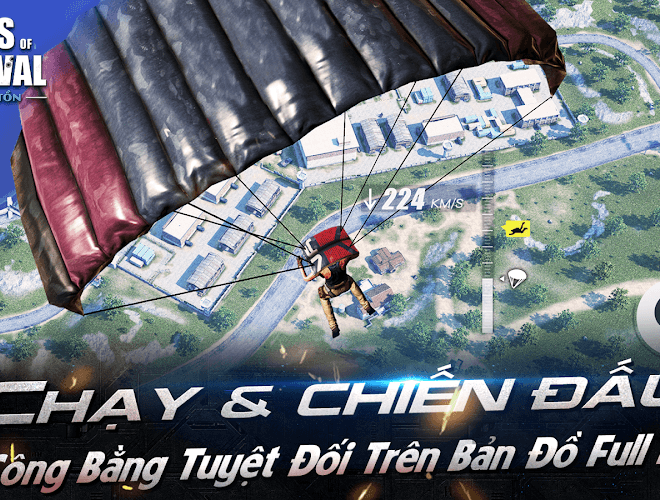 Chơi Rules of Survival on PC 10