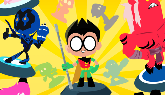 Download Teeny Titans  Teen Titans Go On Pc With Bluestacks-3156