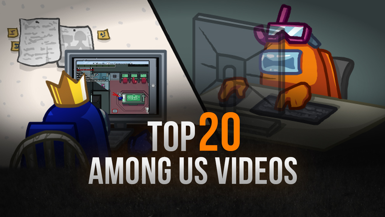 Top 20 Among Us YouTube Videos – Crazy Impostor Moments