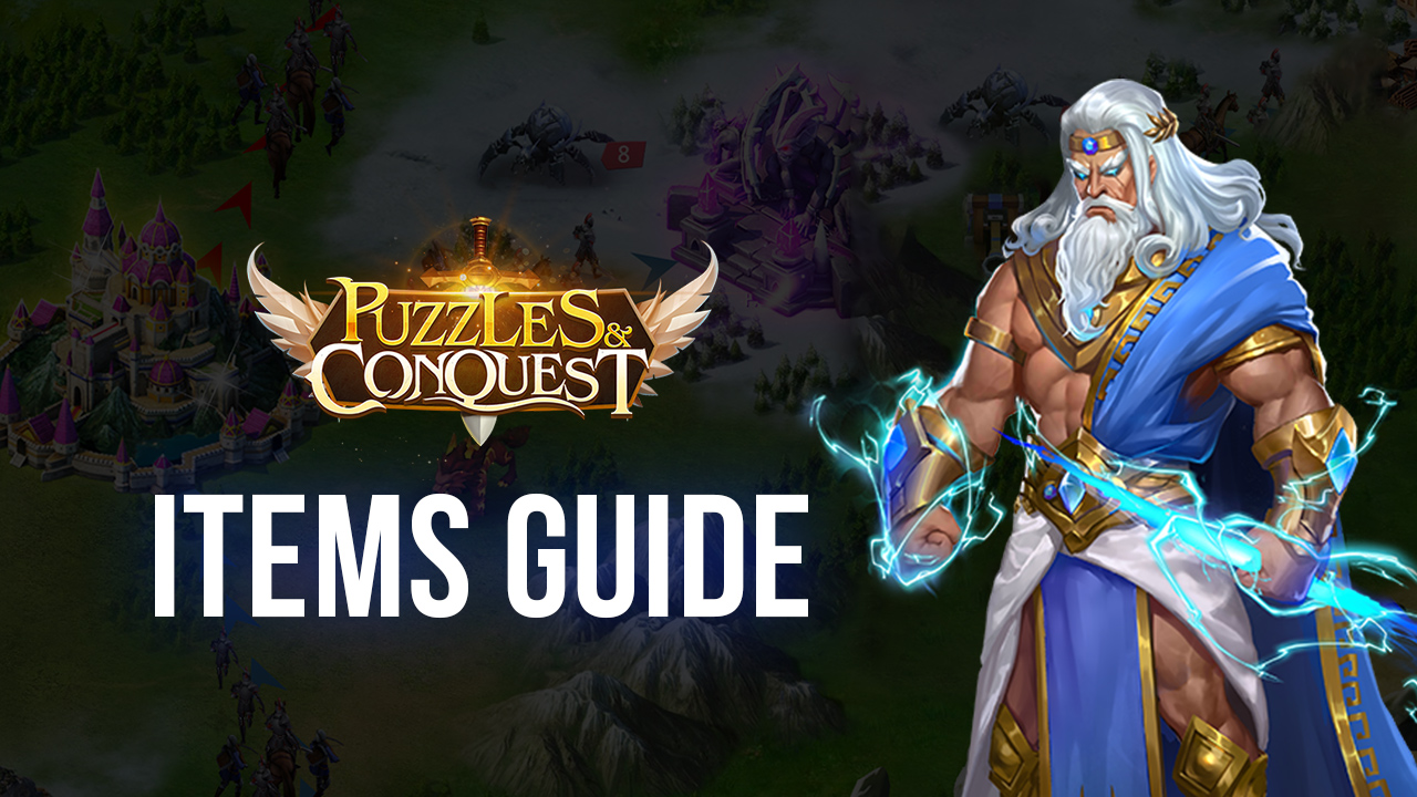 Puzzles & Conquest: Saurland Basic Items Guide on PC