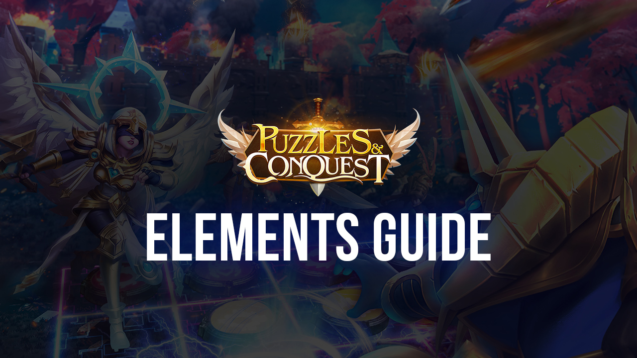 Puzzles & Conquest: Mastering the Elements on PC