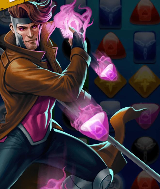Играй Marvel Puzzle Quest На ПК 4