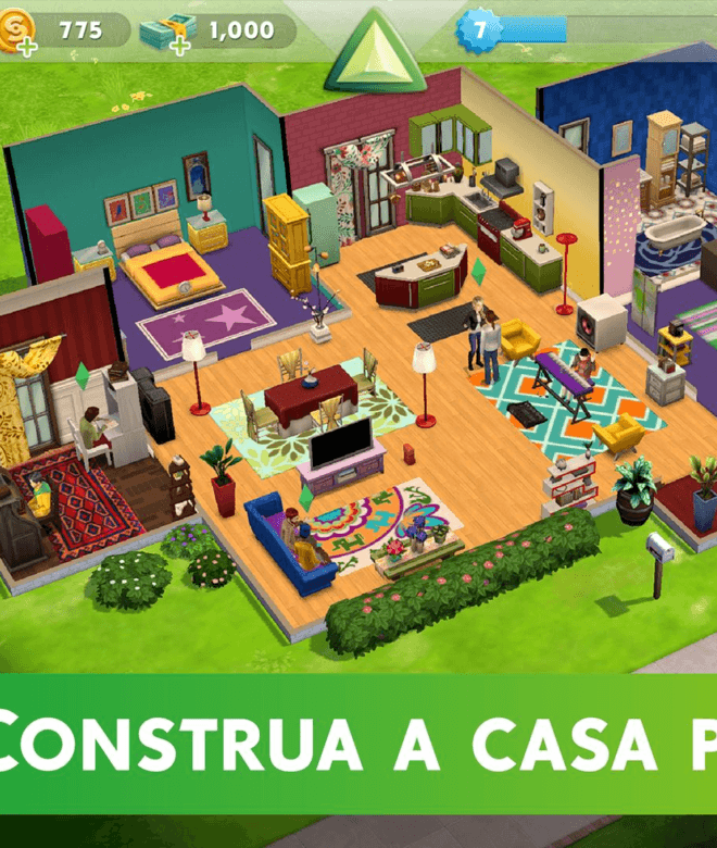 Jogue The Sims™ Mobile para PC 4